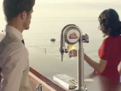 Video Thumbnail - Stella Artois - Poolslide Kampagne