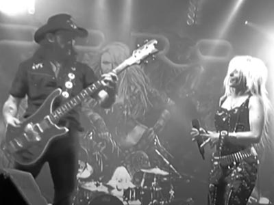 Video Thumbnail - Doro feat. Lemmy Kilmister - It Still Hurts